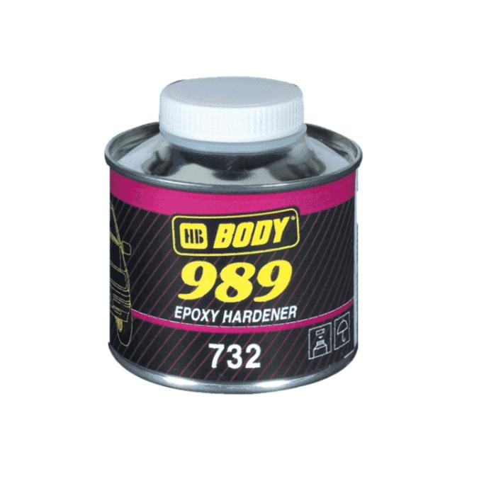 HB Body HB Hardener For 989 Epoxy Primer 250ml