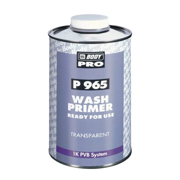 HB Body HB Primer 965 Wash Transparent 1lt