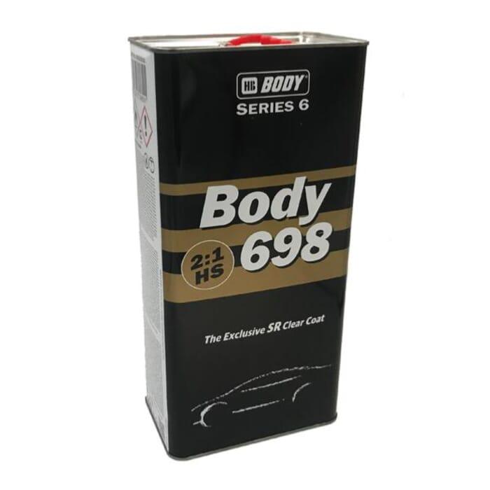 HB Body HB Clear Coat 698 HS 2:1 5lt