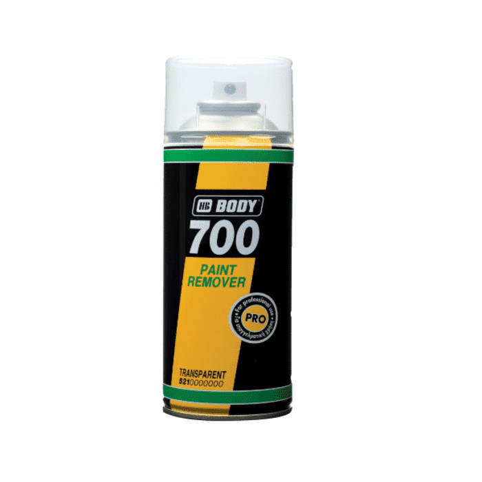HB Body HB Paint Remover 700 500ml