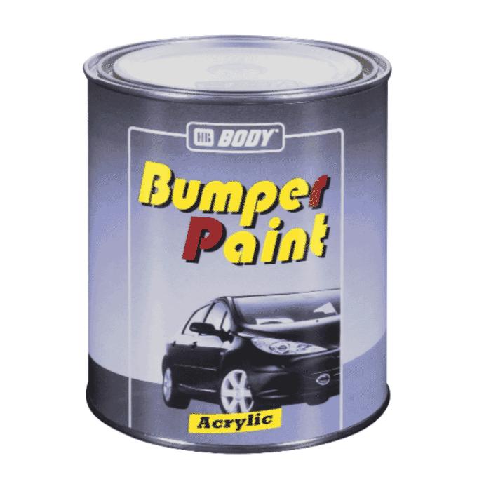 HB Body HB Bumper Paint 411 Black 1lt