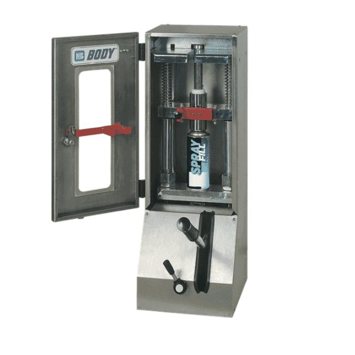 HB Body HB Spray Fill Machine Manual