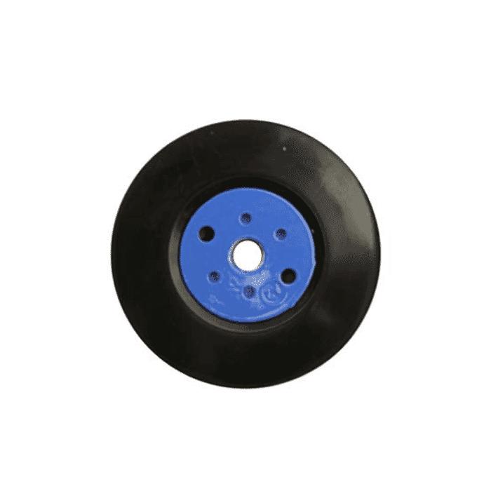 HB Body Bulldog Resin Fibre Backup Pad 178mm X M14