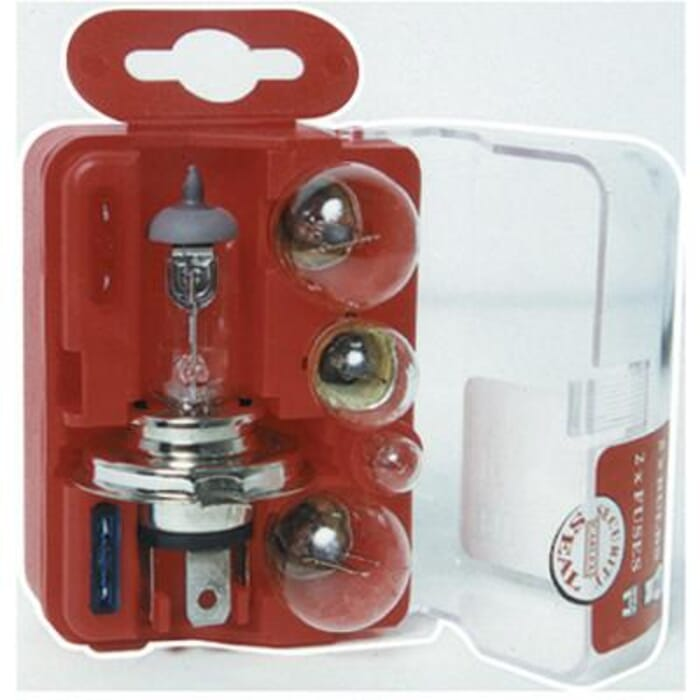 CARLEX CARLEX AUTO LAMP KITS H4