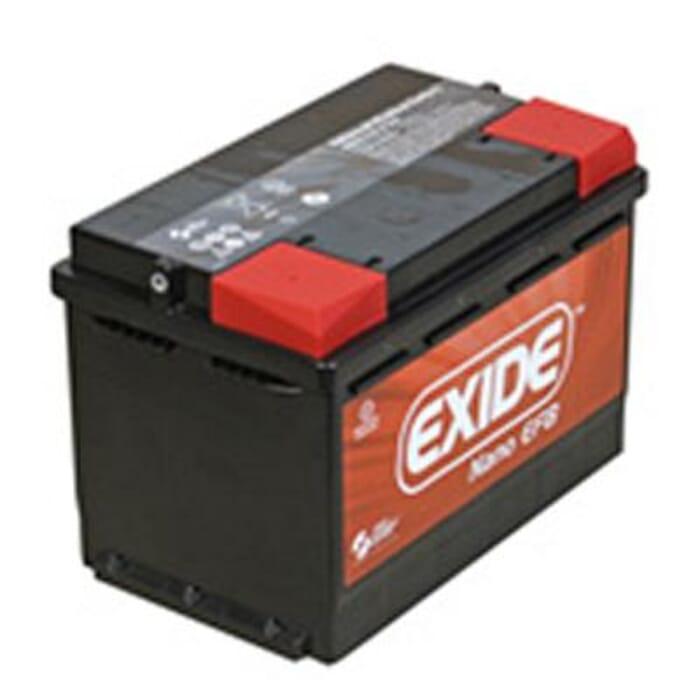 EXIDE BATTERY - EX657 (EXIDE)