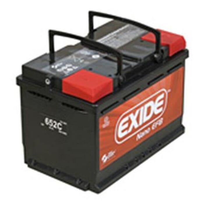 EXIDE BATTERY - EX654 (EXIDE)