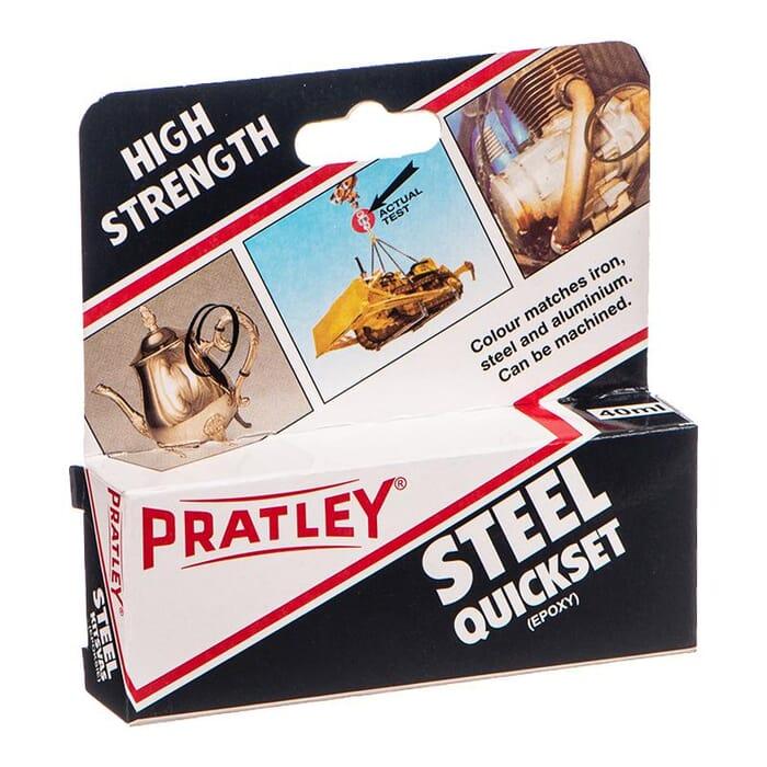 Pratley Pratley Steel Glue