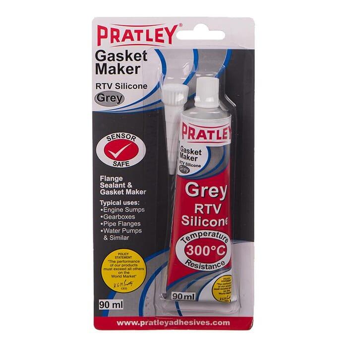 PRATLEY Grey Gasket Maker 90Ml - P93512 (Pratley)