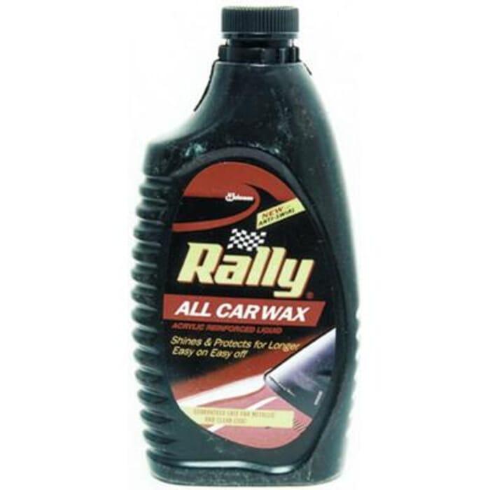 RALLY RALLY ALL CAR WAX