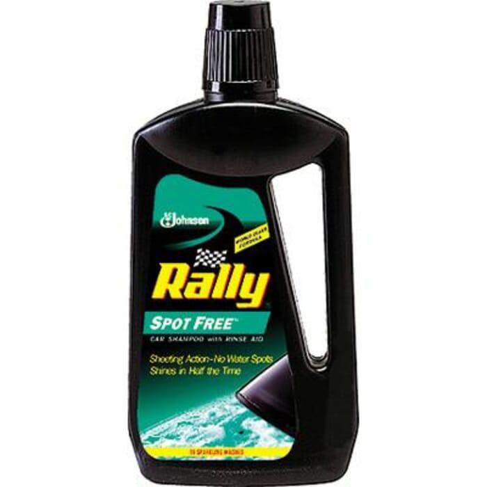 RALLY RALLY SPOT FREE SHAMPOO
