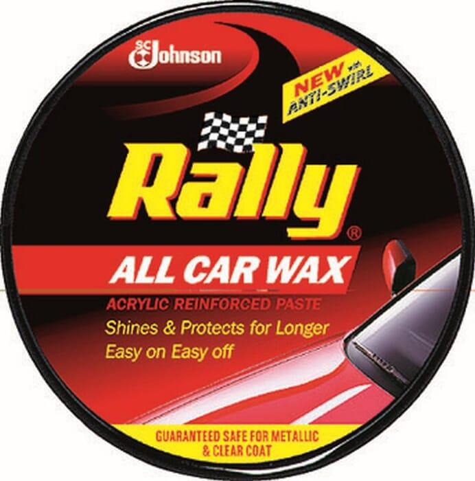 RALLY RALLY ALL CAR PASTE WAX