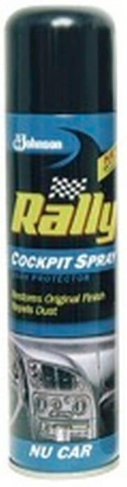 RALLY RALLY COCKPIT SPRAY - NEW CAR