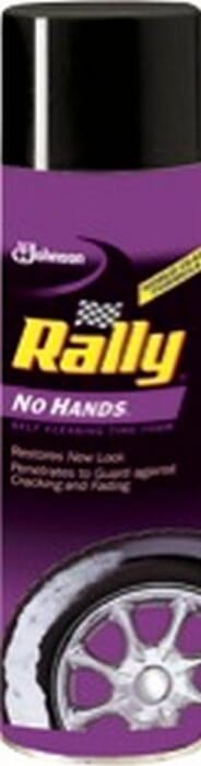 RALLY RALLY NO HANDS TYRE CLEANER