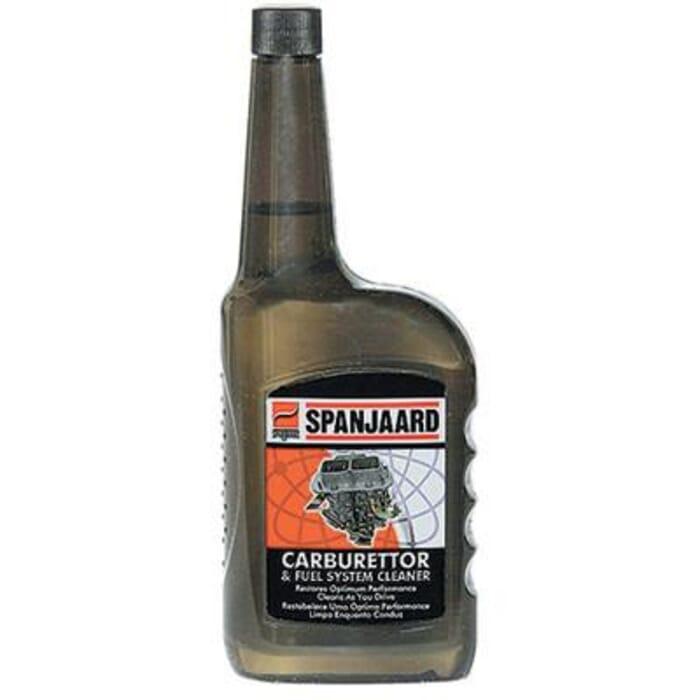 SPANJAARD CARBURETTOR & FUEL SYSTEM CLEANER (SPANJAARD)