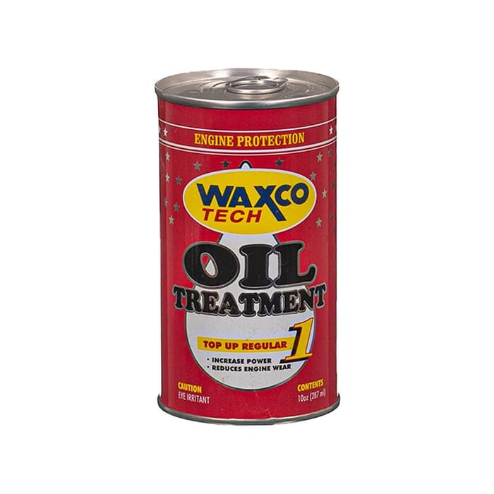 WAXCO OIL TREATMENT FOR NEW CARS