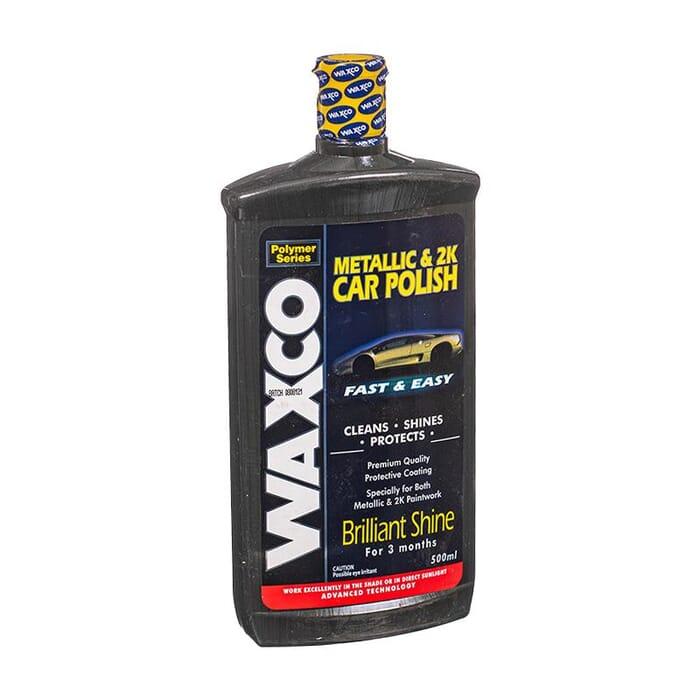 WAXCO METALLIC & 2K POLISH - WX-500-MK (WAXCO)