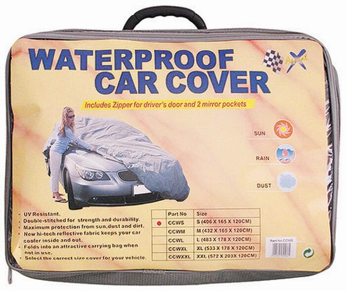 X-APPEAL CAR COVER - NYLON: XX-LARGE