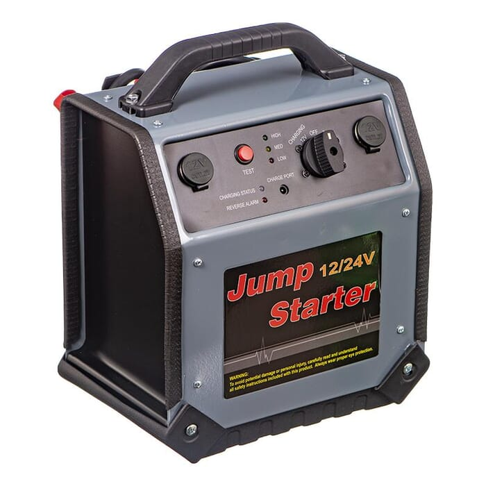 X-APPEAL JUMP START 12/24V 600AMP HEAVY DUTY