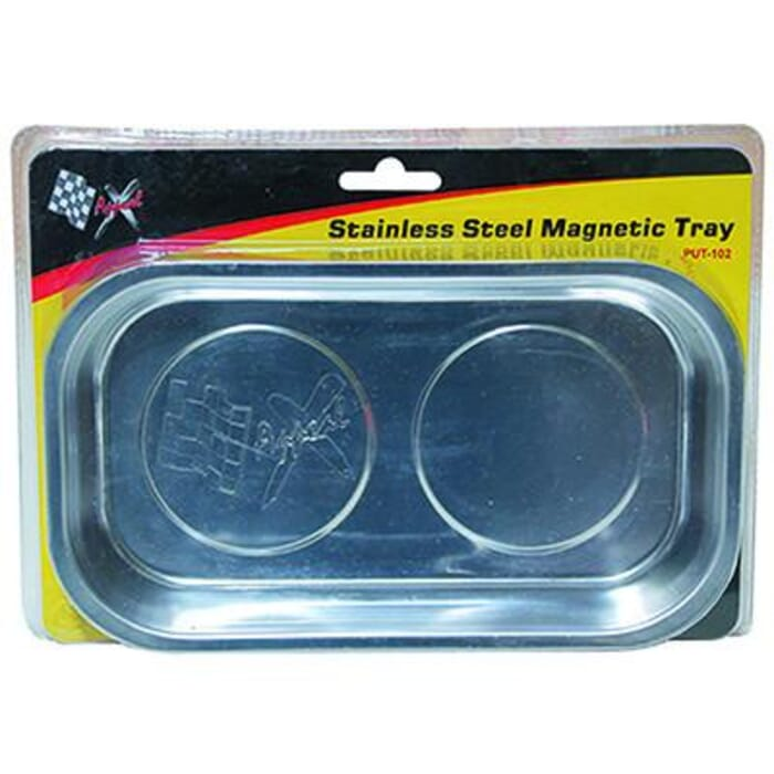 X-APPEAL STAINLESS STEEL MAGNETIC TRAY