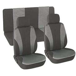 X-APPEAL SEAT COVER (6 PIECE) - GREY
