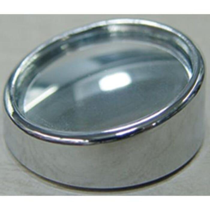 X-APPEAL BLIND MIRROR 38MM MATT SILVER - G35520S (X-APPEAL)