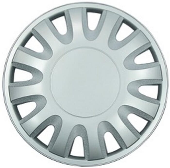 """X-APPEAL WHEEL COVER 13"""" SILVER - WC810-13 (X-APPEAL)"""