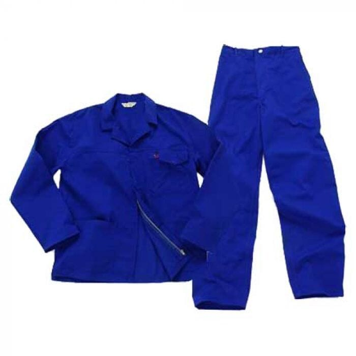 Pinnacle Royal Blue Conti Suit (2 Piece ) Size 32 to Size 44