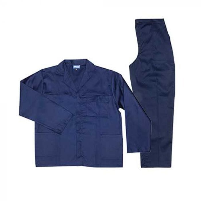 Pinnacle Navy Blue Conti Suite (2 piece ) Size 32 - 44 thereafter price rise per size
