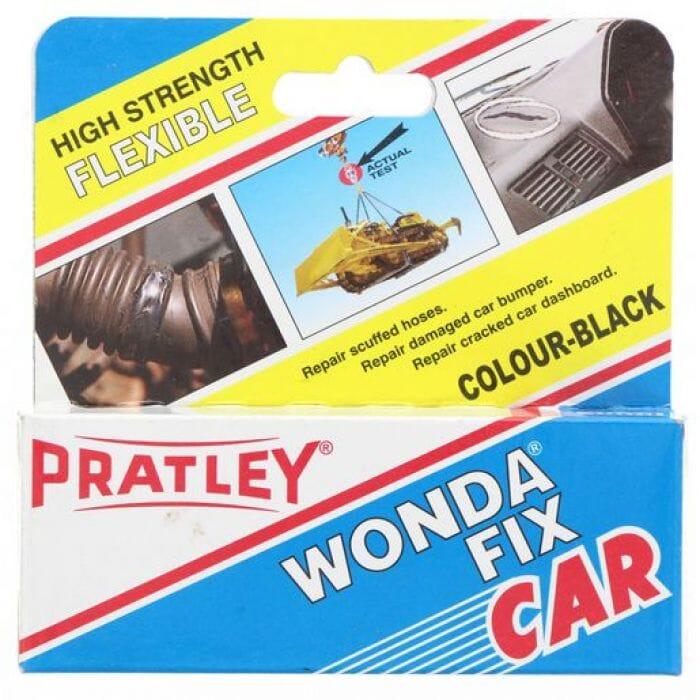Pratley Adhesive Wondafix Car 30ml - Black