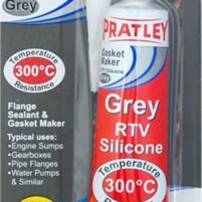 Pratley RTV Gasket Sealant 90ml - Grey