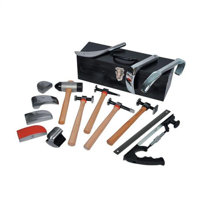 SYKES-PICKAVANT Body Repair Set General Kit Supplied in Steel case
