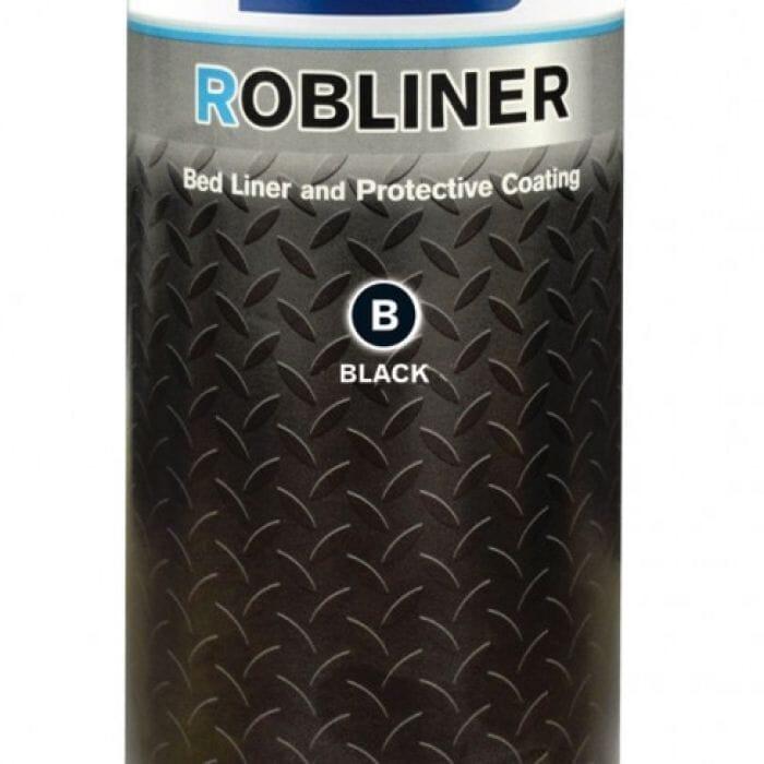Roberlo Robliner Bakkie Bed Liner Black - 600ml
