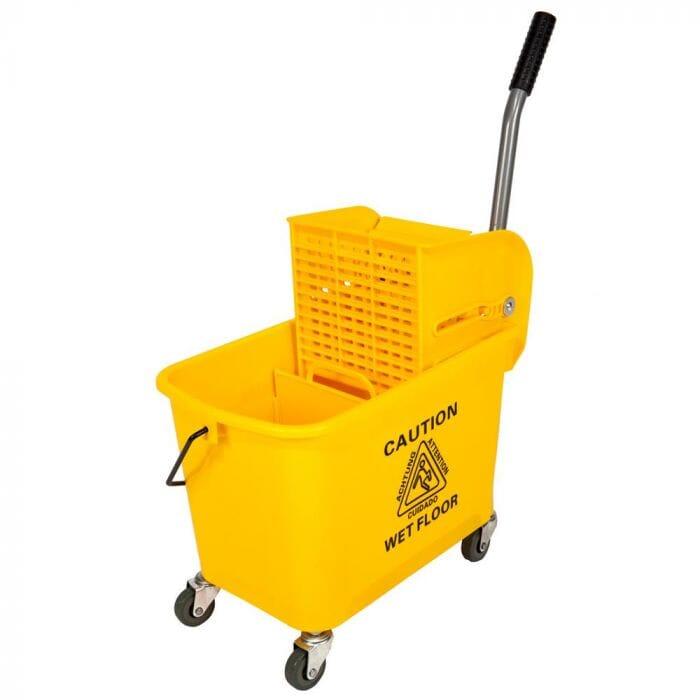Promop Mop Bucket With Wringer - 20lt