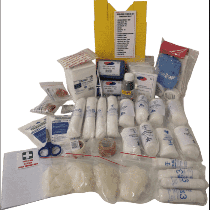 Pinnacle First Aid Regulation 7 Refill Kit