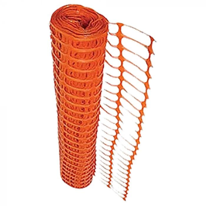 Pinnacle Barrier Fence HDPE   50m roll
