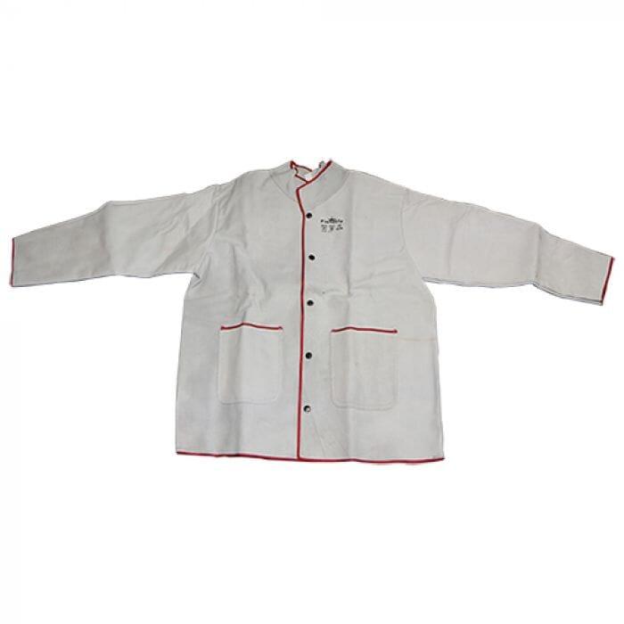 Pinnacle Pinnacle Chrome Leather Welding Jacket