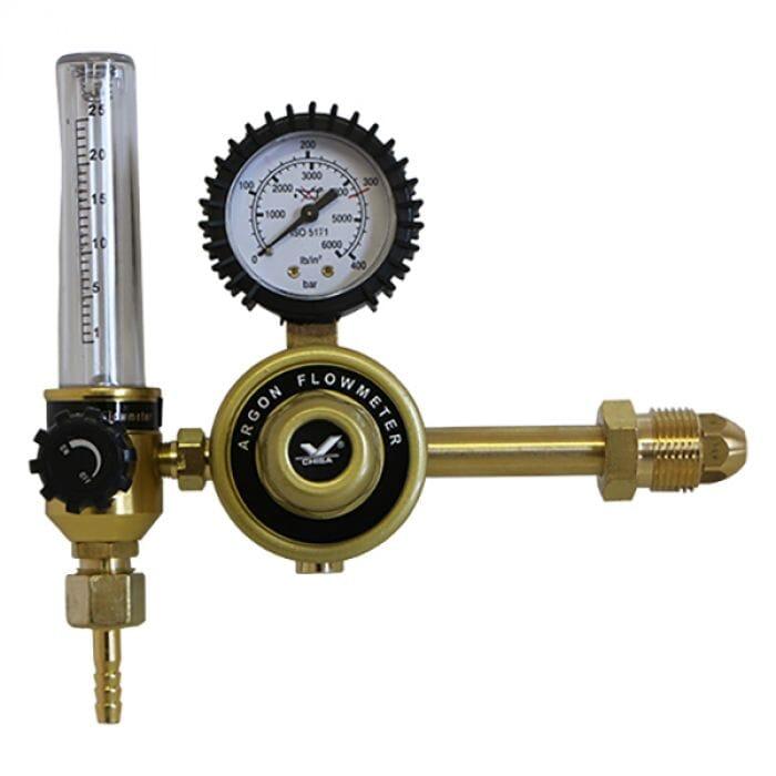 Pinnacle Pinnacle Brass CO2/Argon Flow Meter – EN2503