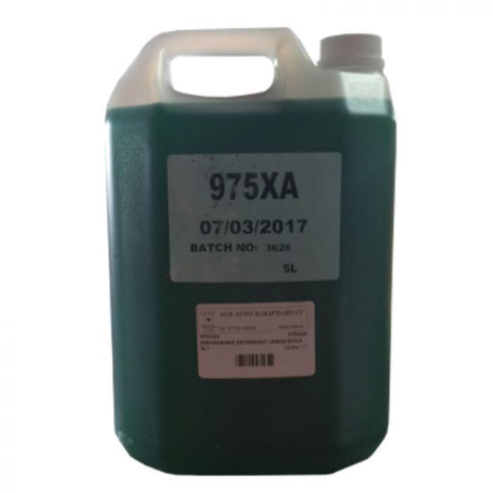 Chemcon Lemon Dishwash Liquid 5lt - SABS approved