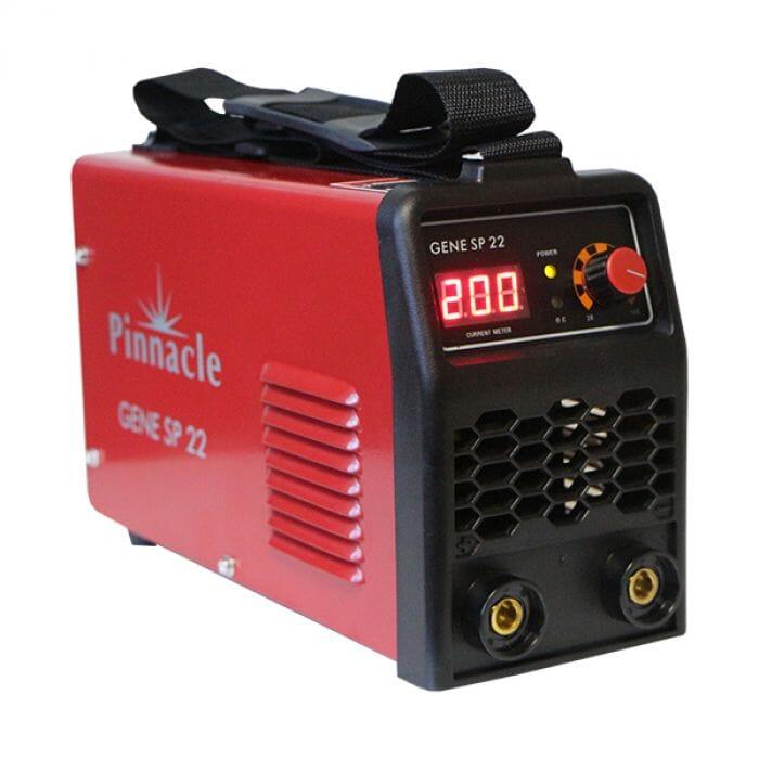 Pinnacle Gene SP22 200A 220V Inverter Welder