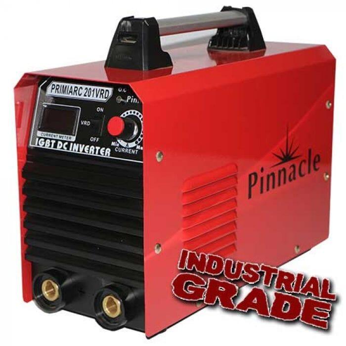 Pinnacle Primiarc 201 VRD  200A 220V Industrial welder