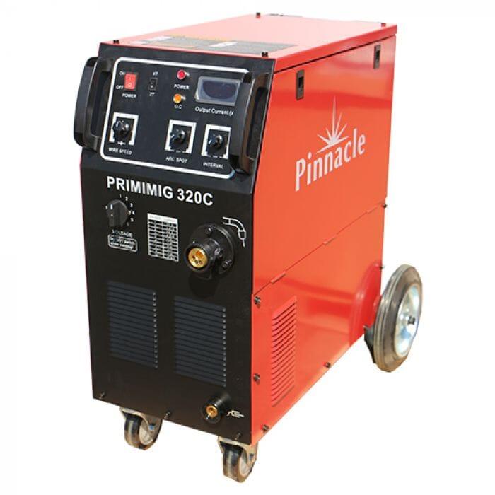 Pinnacle Primimig 320 C  380V  315 A  Compact