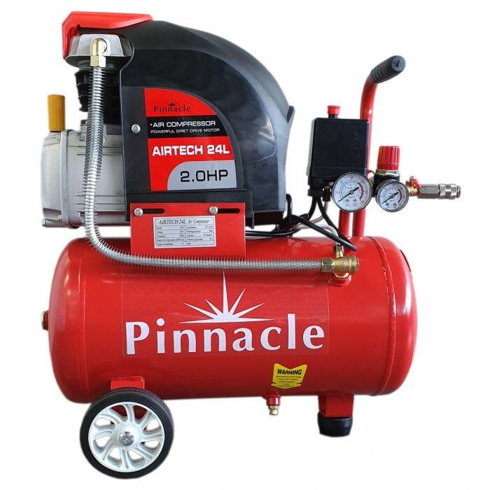 Pinnacle Airtech air compressor 24 L  2.0 HP
