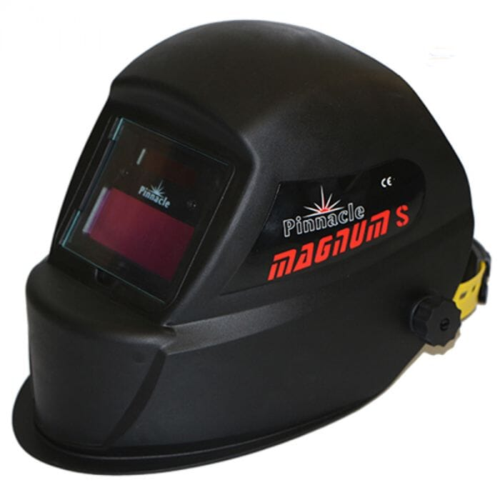 Pinnacle Magnum S Auto darkening Helmet , Non Adjustable