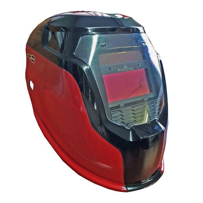 Pinnacle Otosola Auto Darkening Helmet , Adjustable 9-13 with grinding function