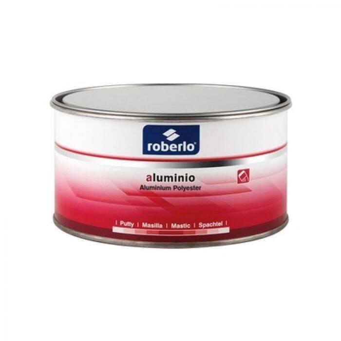 Roberlo Aluminio Metallic putty - 1kg