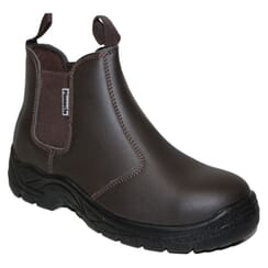 Pinnacle Austra Chelsea Boots Brown STC