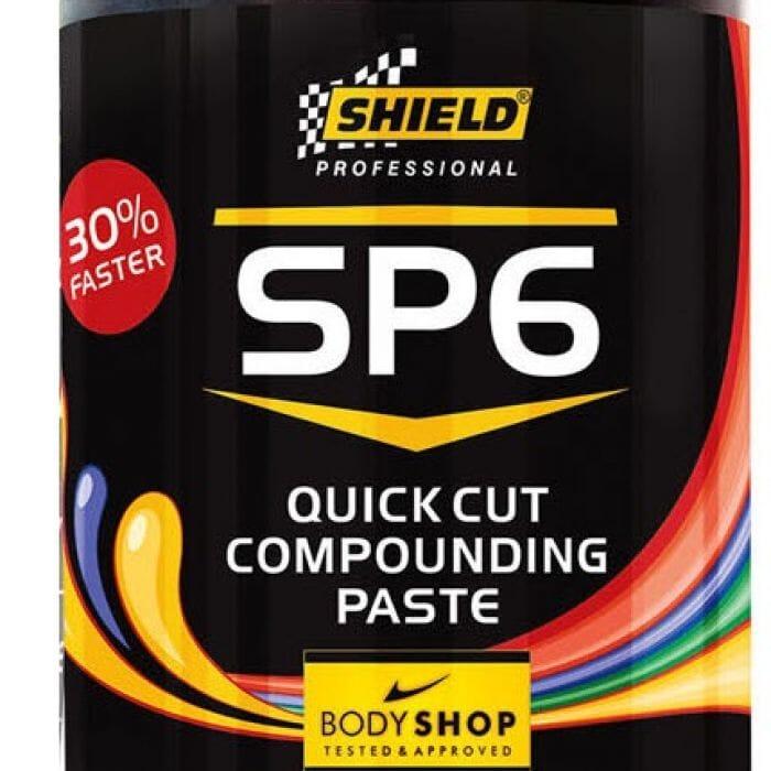 Shield SP6 Quick Cut Compounding Paste 1lt