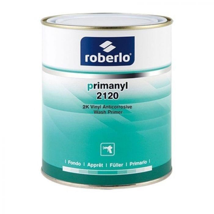 Roberlo Primanyl 2120 Chromte Free Grey Beige Primer - 4lt