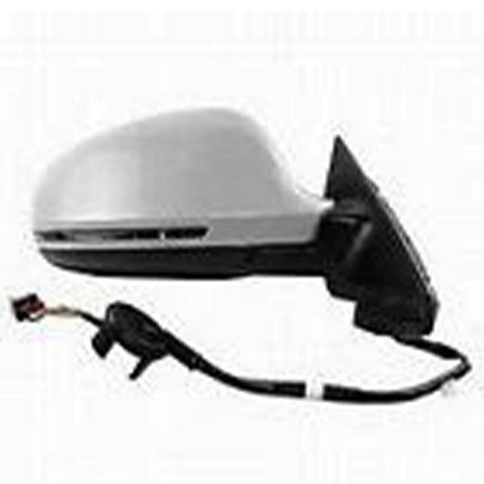 Audi A3 Door Mirror Takes Indicator Electrical Right