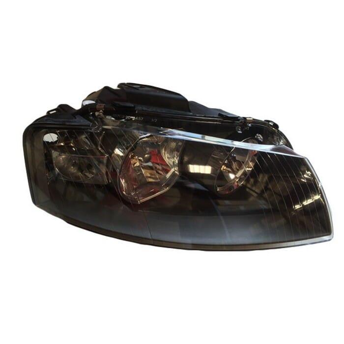Audi A3 Mk 2 Headlight Electrical Right